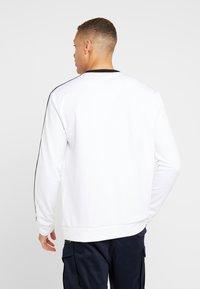Armani Exchange - Top sdlouhým rukávem - white - 2