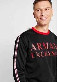 Armani Exchange - Longsleeve - black - 4