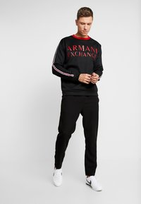 Armani Exchange - Longsleeve - black - 1