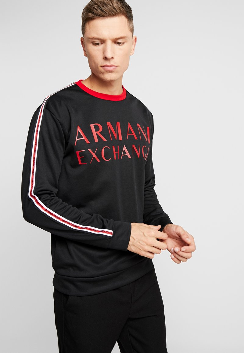 Armani Exchange - Longsleeve - black