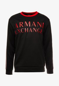 Armani Exchange - Longsleeve - black - 3