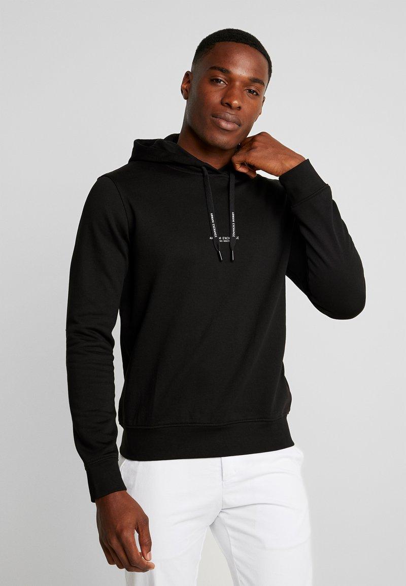 Armani Exchange - Hoodie - black