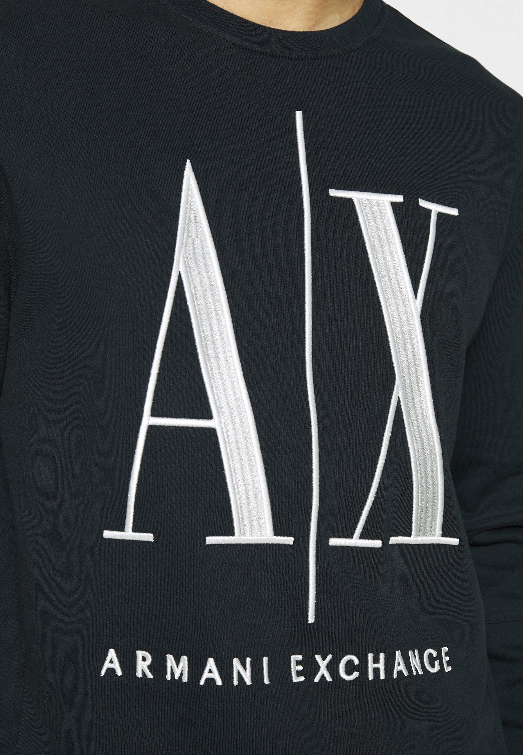 Armani Exchange Sweatshirt - Navy Black Friday