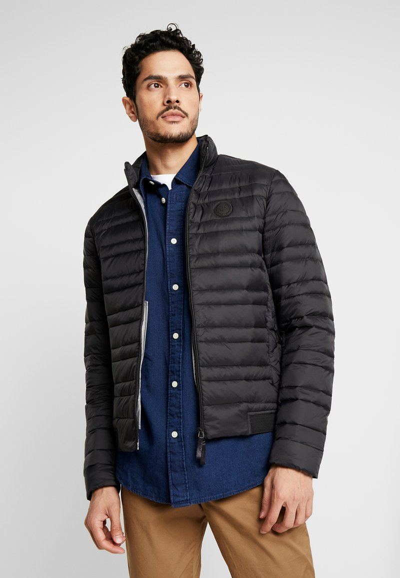 Armani Exchange - Daunenjacke - black