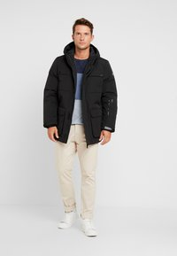 Armani Exchange - Winterjacke - black - 1