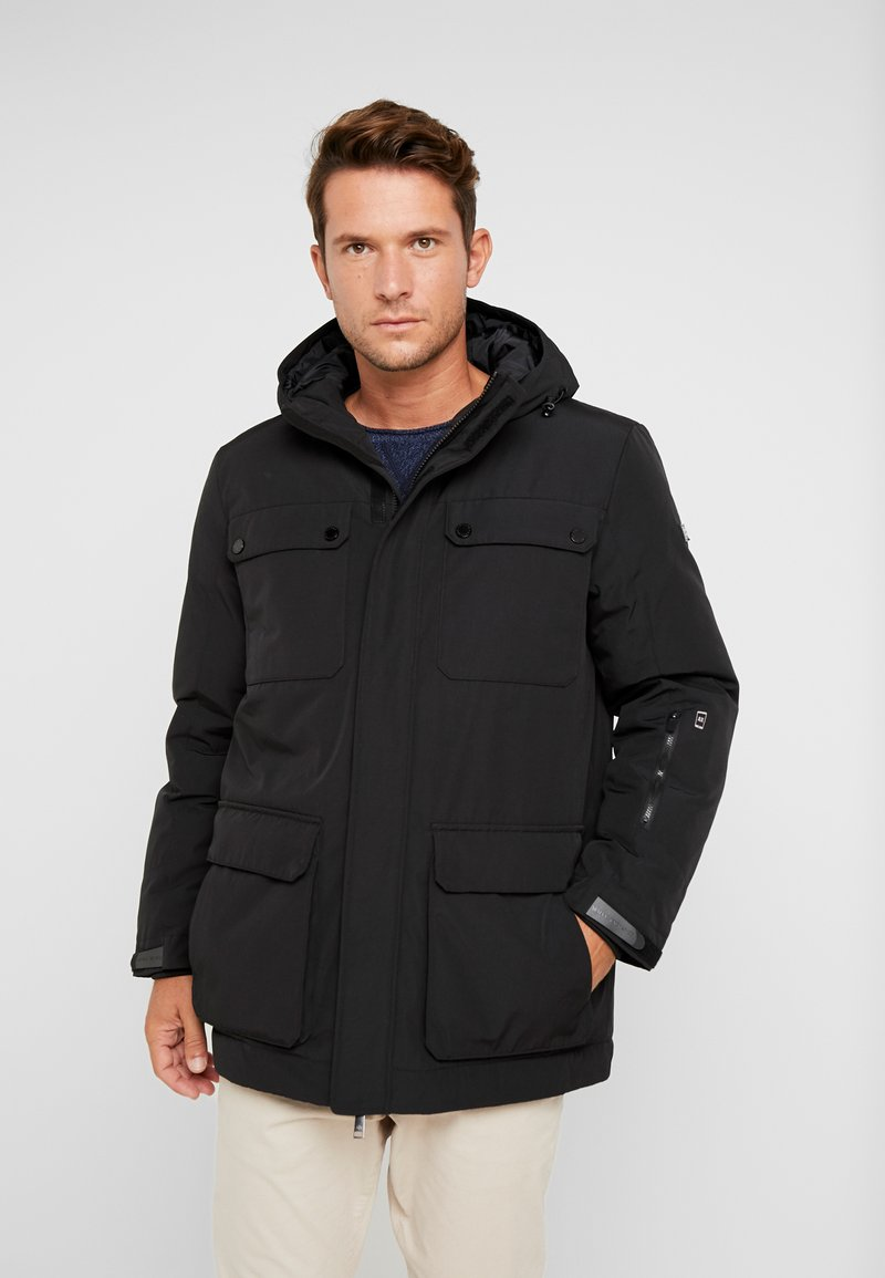 Armani Exchange - Winterjacke - black