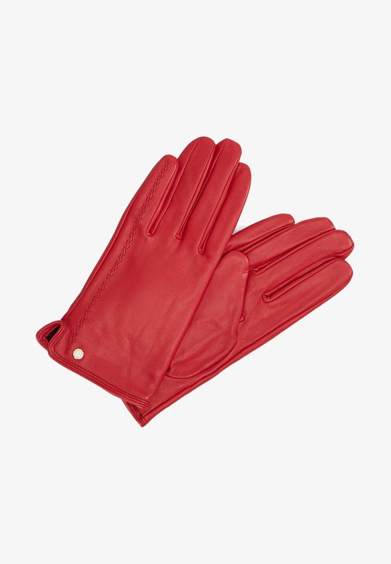 Armani Exchange - Fingerhandschuh - bloody mary
