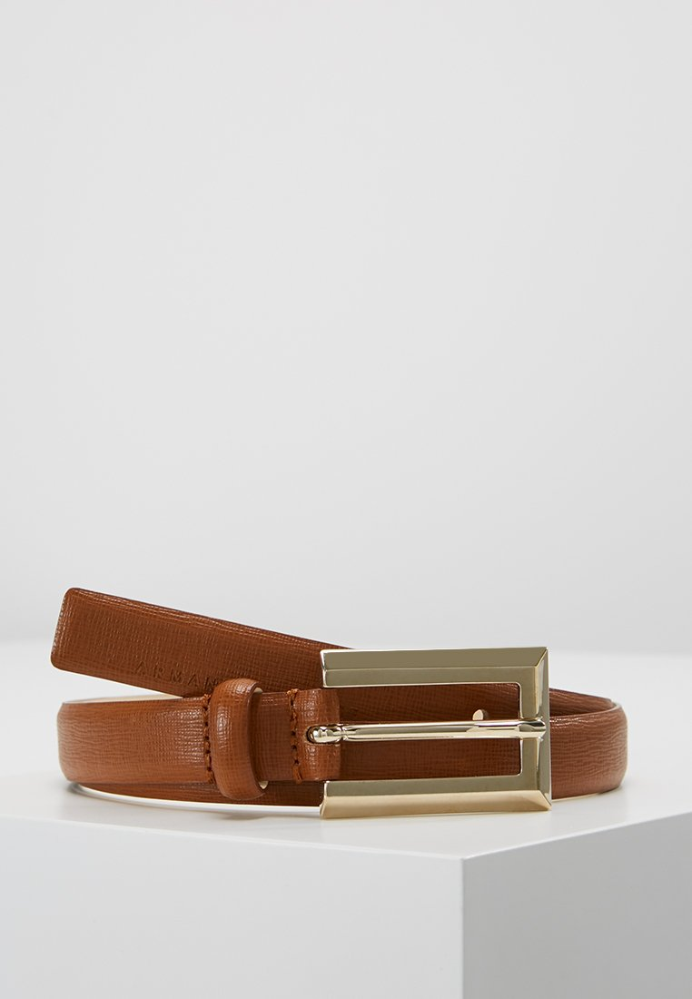 Armani Exchange - WOMAN'S BELT - Belt - cognac