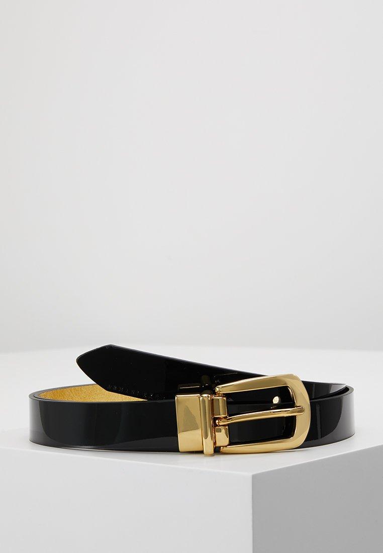 Armani Exchange - WOMAN'S BELT - Riem - black/gold