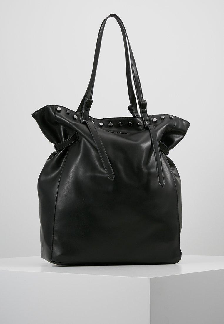 Armani Exchange - WOMANS - Shopping Bag - nero