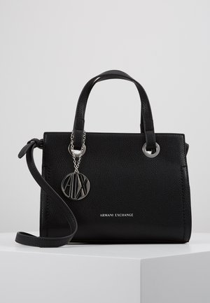 Handbag - nero - black