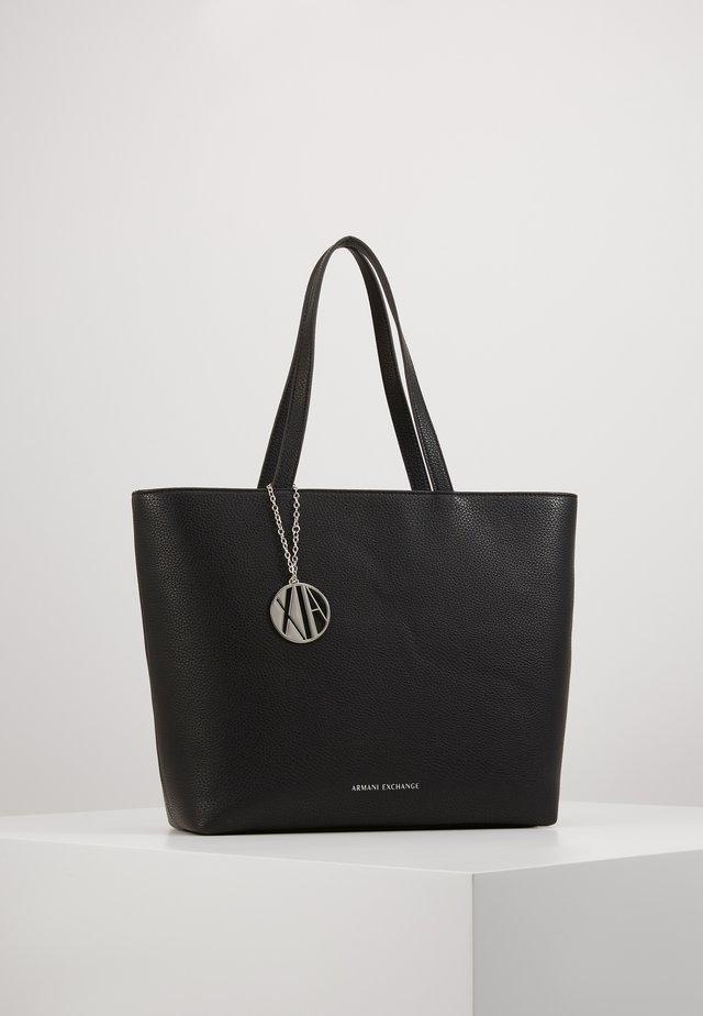 BORSA - Handtasche - black