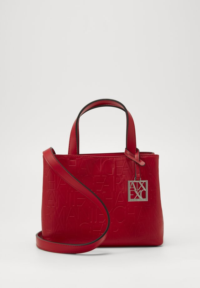 BORSA - Kabelka - rosso red
