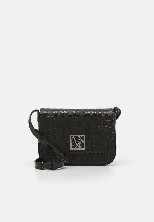 SMALL SHOULDER STRAP - Borsa a tracolla - nero