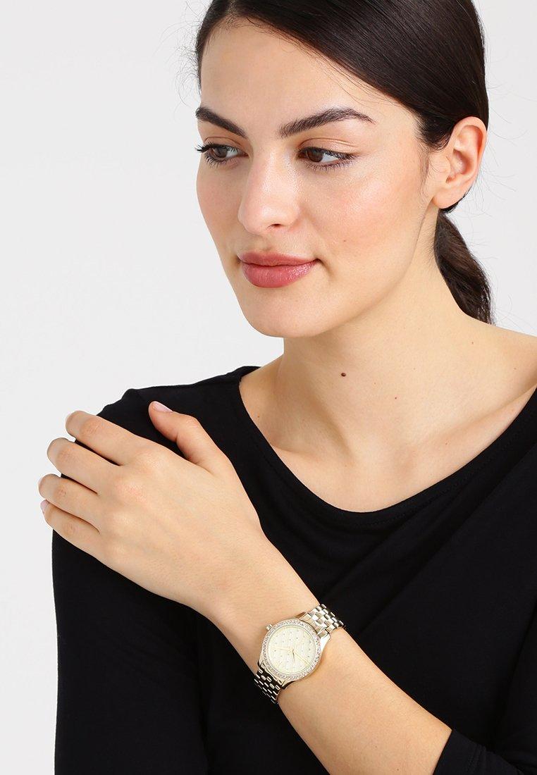 Armani Exchange - Watch - gold-coloured