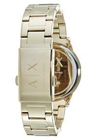 Armani Exchange - Chronograaf - gold-coloured - 3