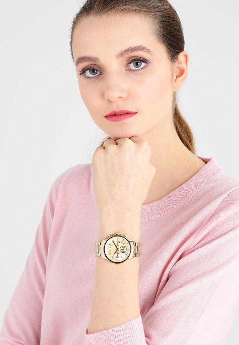 Armani Exchange - Chronograaf - gold-coloured