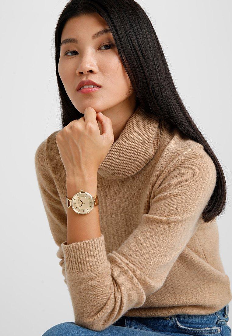 Armani Exchange - Horloge - brown/gold-coloured