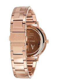 Armani Exchange - Reloj - roségold-coloured - 2