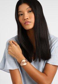 Armani Exchange - Watch - roségold-coloured - 0