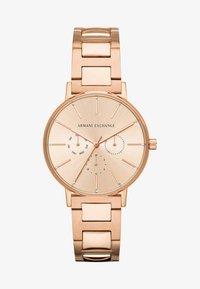 Armani Exchange - Reloj - roségold-coloured - 1