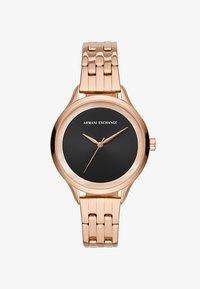 Armani Exchange - Horloge - roségold-coloured - 1