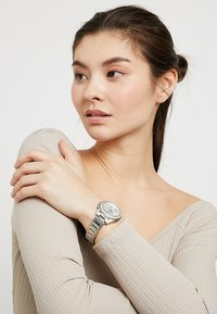 Armani Exchange - Watch - silver-coloured - 0