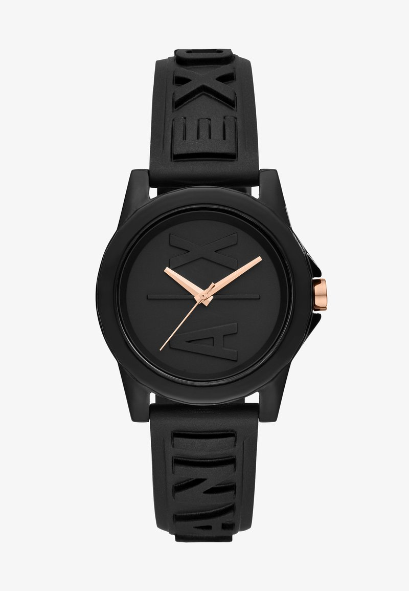 Armani Exchange - Klokke - black