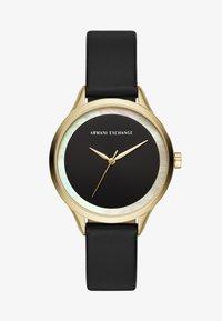 Armani Exchange - Hodinky - black - 1