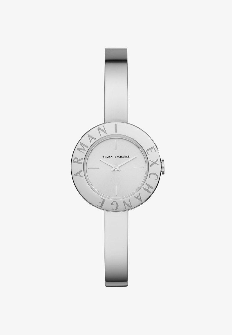 Armani Exchange - Hodinky - silver-coloured