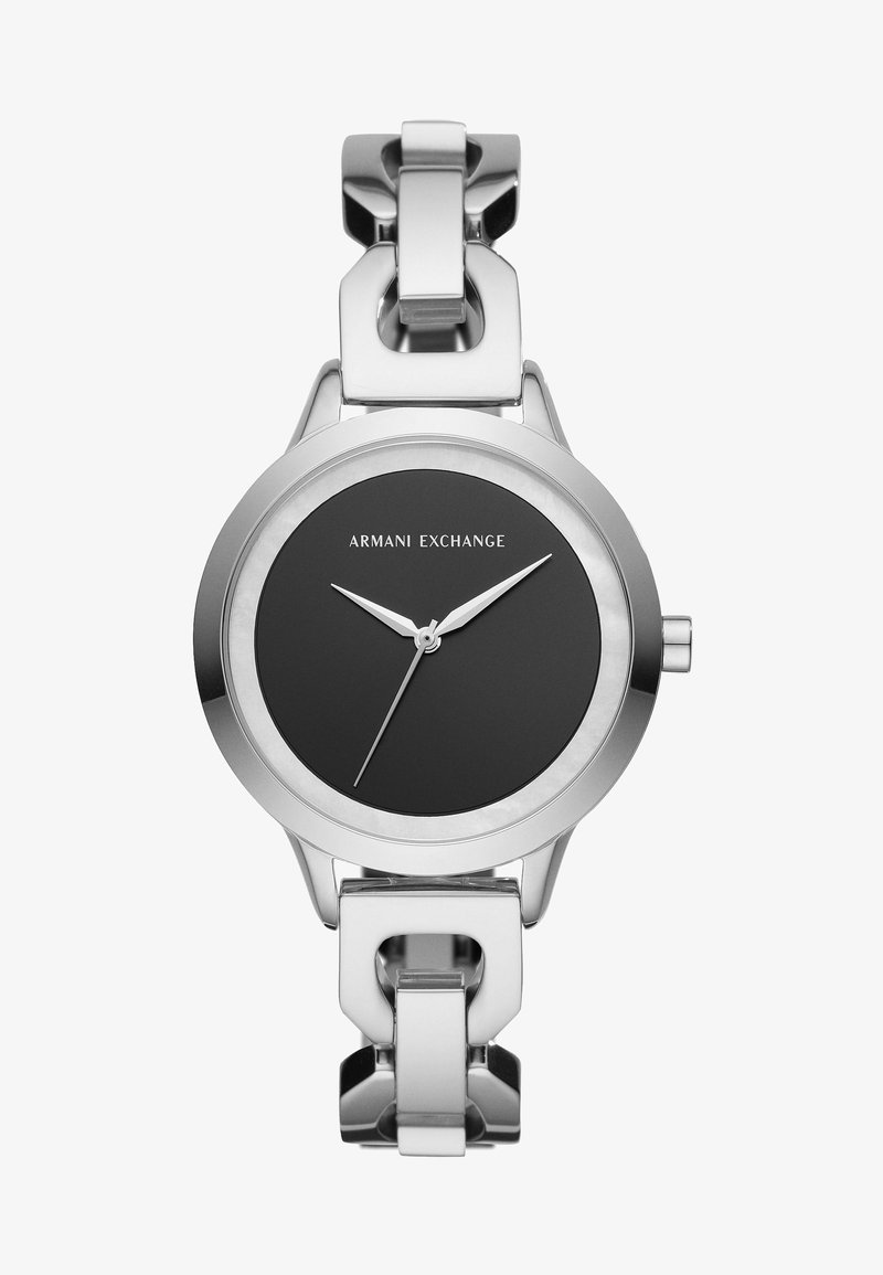 Armani Exchange - Hodinky - silver-coloured