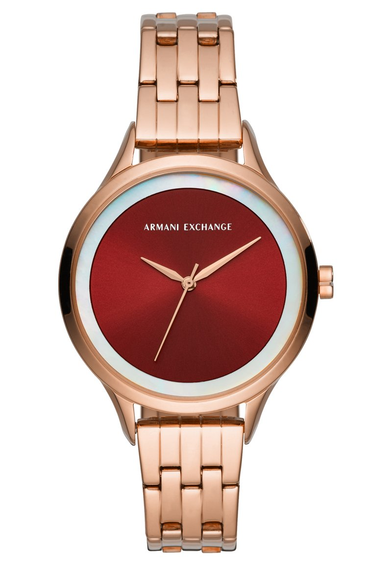 Armani Exchange - Montre - rose gold