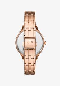 Armani Exchange - Montre - rose gold - 1