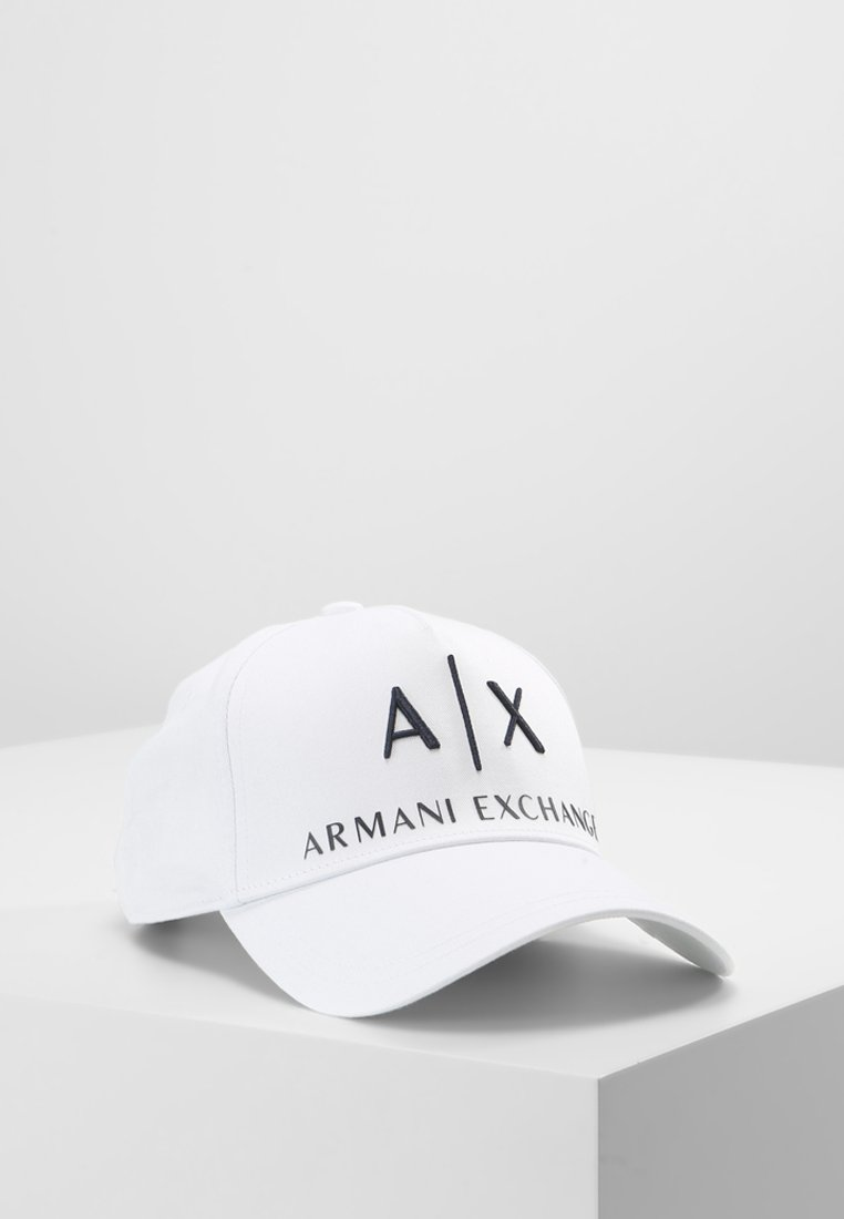 Armani Exchange - Cap - weiß