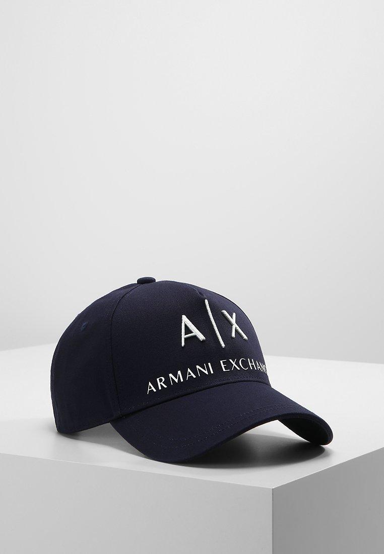 Armani Exchange - Gorra - navy