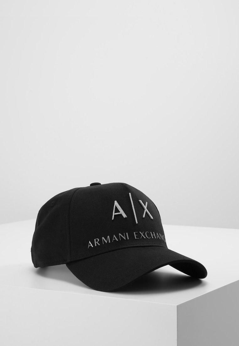 Armani Exchange - Caps - schwarz