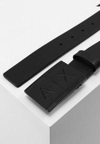 Armani Exchange - Belt - schwarz - 2