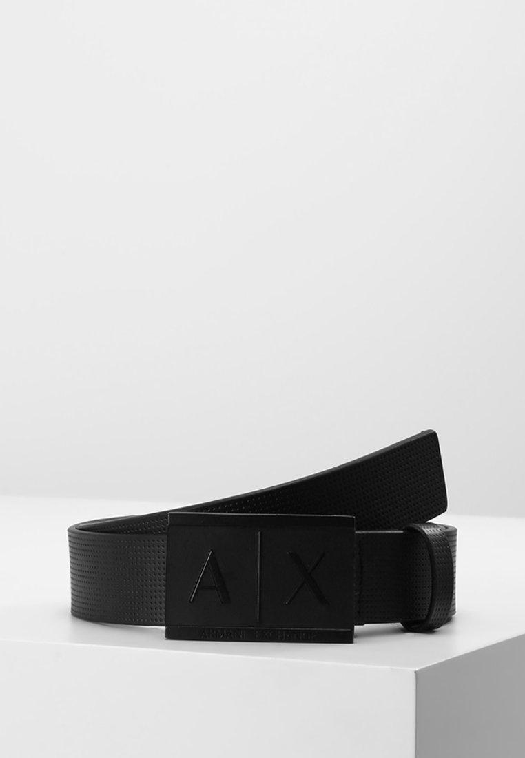 Armani Exchange - Riem - schwarz