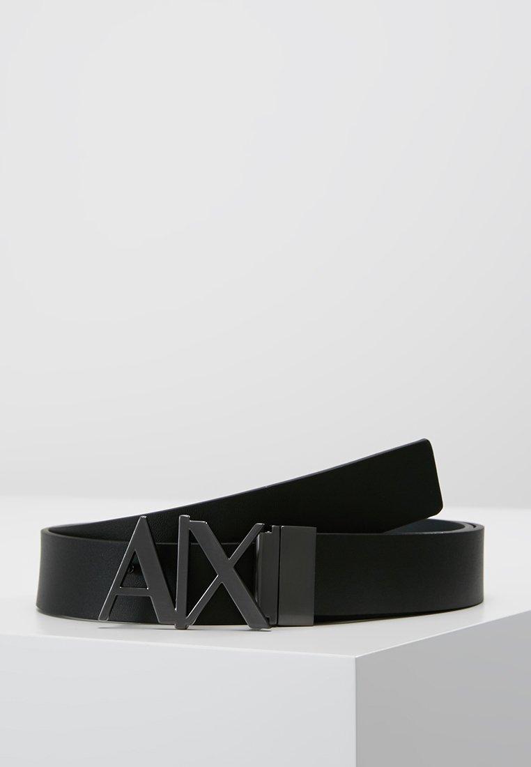 Armani Exchange - BELT - Gürtel - black