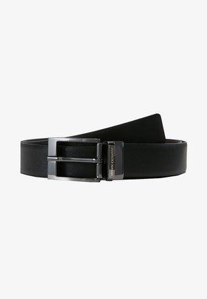 Belt - black/dark brown