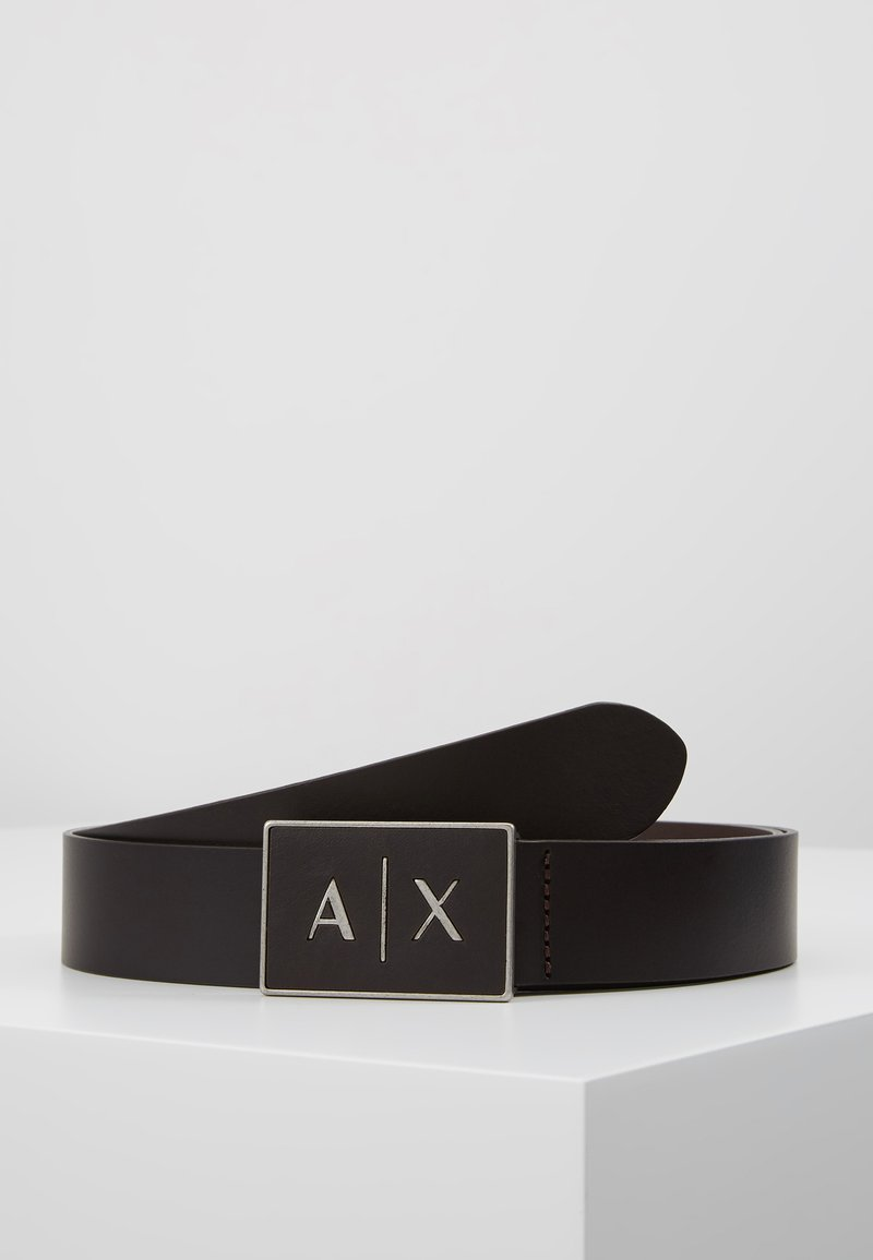 Armani Exchange - Gürtel - dark brown