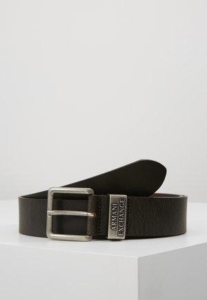 Cinturón - dark brown