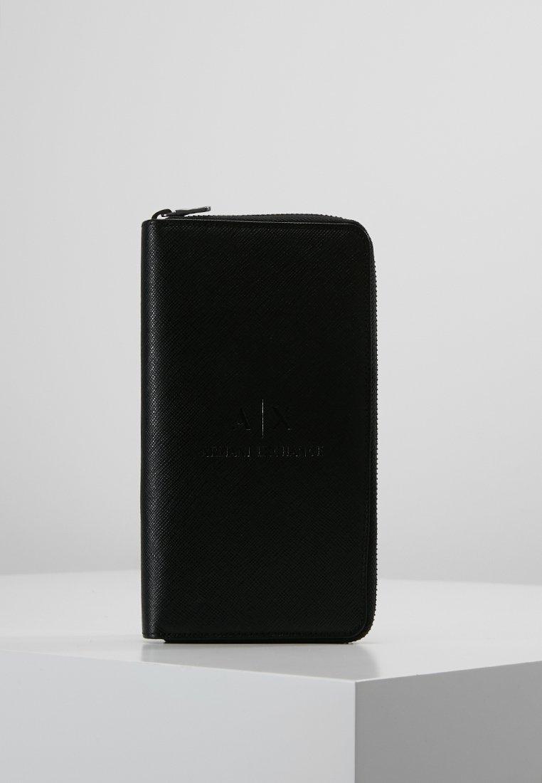 Armani Exchange - Portemonnee - black