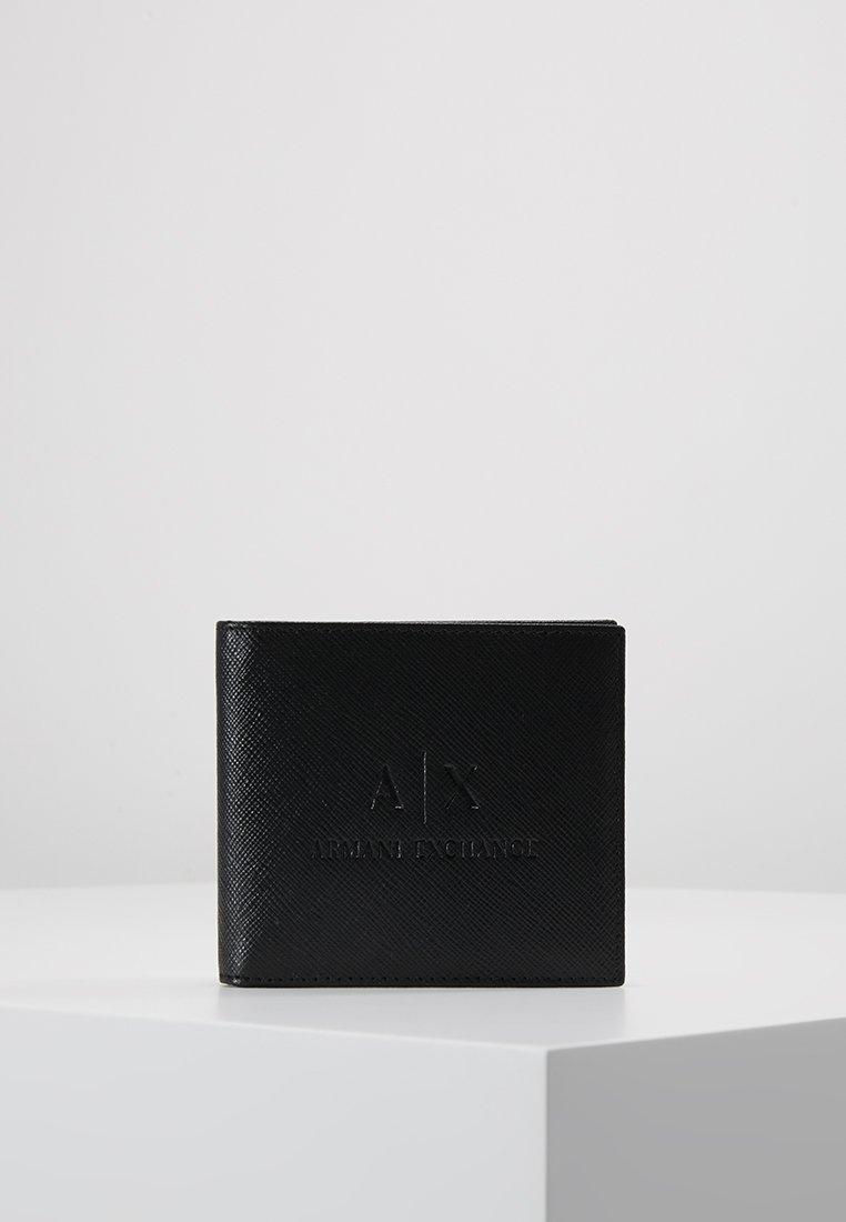Armani Exchange - Peněženka - black