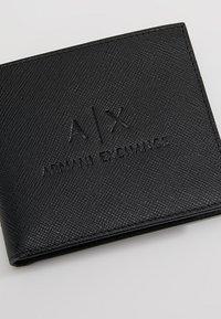 Armani Exchange - Peněženka - black - 2