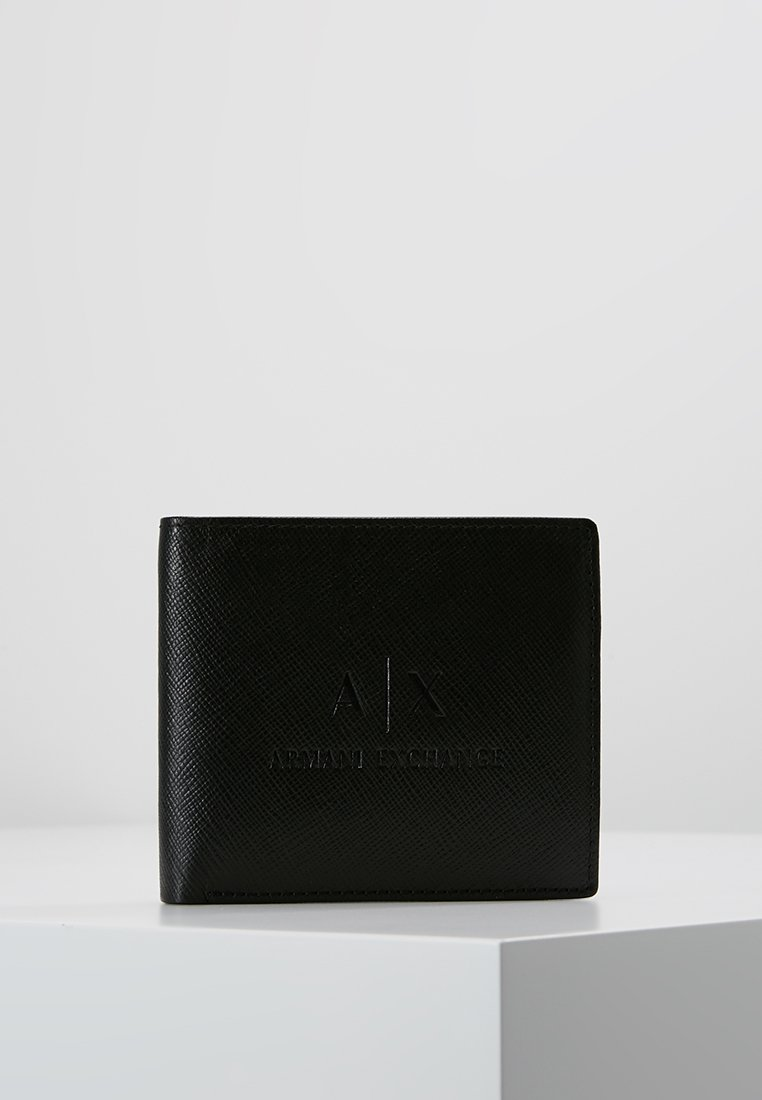 Armani Exchange - Portfel - black