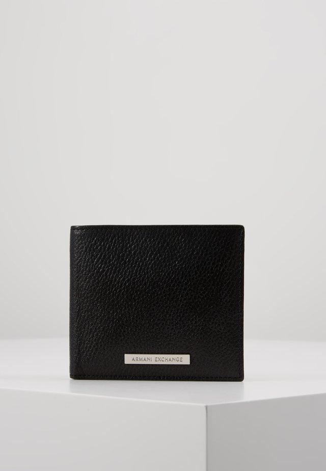 BIFOLD - Plånbok - black