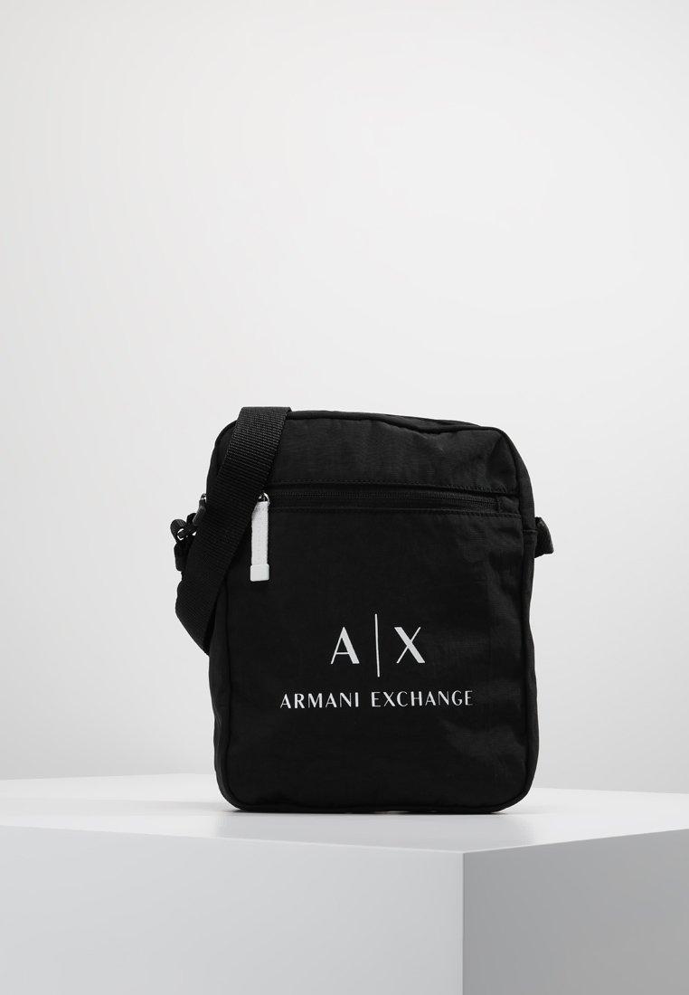 Armani Exchange - CROSSBODY BAG - Sac bandoulière - nero