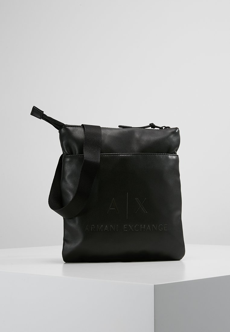 Armani Exchange - Bandolera - black/gun metal