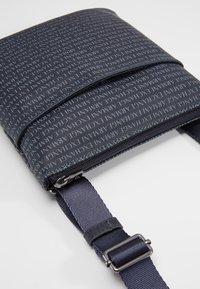 Armani Exchange - Across body bag - navy - 6